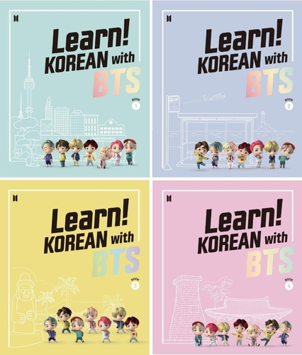 LEARN KOREAN WITH BTS 1